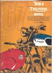 MOTOR CYCLE - MOTORCYCLE MAGAZINE - 1967 REPRINT - M1265